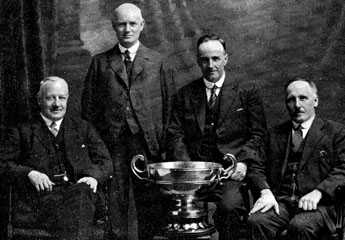 THE WALDIE GRIFFITH WINNERS 1932
