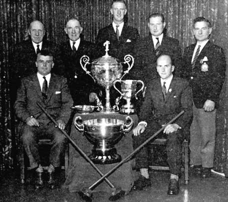 THE WALDIE GRIFFITH WINNERS 1964/1965